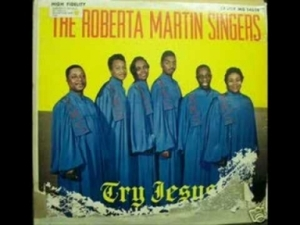 The Roberta Martin Singers - Be Still My Soul